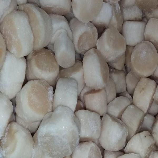 Морской гребешок, филе неотбелен 40/60 шт.