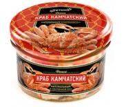 "Мясо Камчатского краба, ""LUX"" 210г."