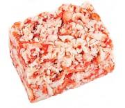 Мясо Камчатского краба, лапша, 1000г.